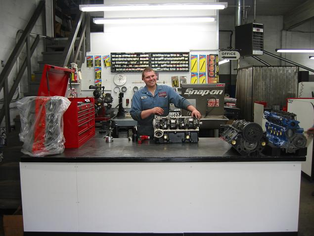 auburn machine shops